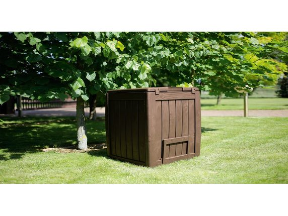 Компостер DECO COMPOSTER WITH BASE 340L