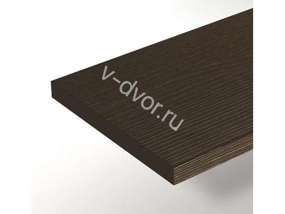 Заборная доска Woodvex Colorite 3000х130х10 Венге